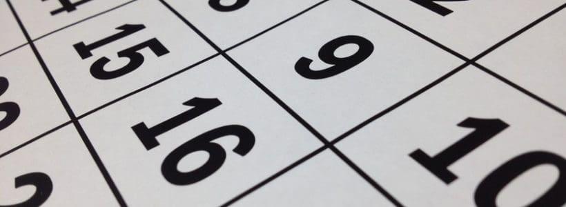 Cronograma em propostas comerciais